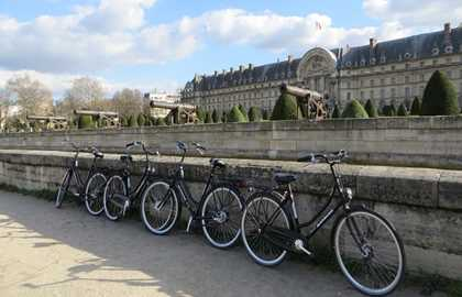 "Tour de bicicleta ""Paris Secret"""