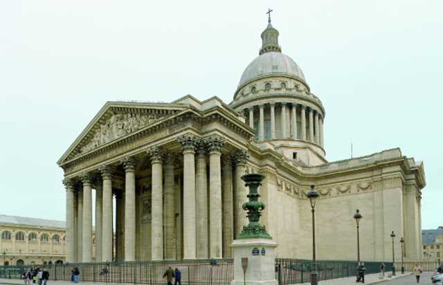 The Pantheon and exhibitions - Independent visit